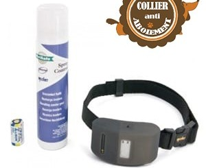 Collier anti aboiement: Petsafe – Spray à réservoir