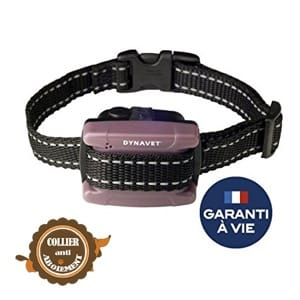 Collier Spray Petit Chien Dynavet