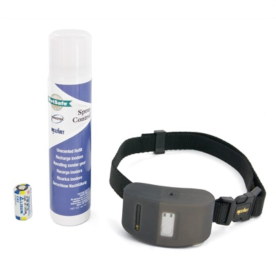 Petsafe Kit 11124 Collier anti aboiement spray
